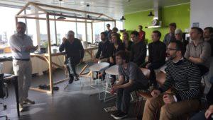 """Conférence des Shifters à Bruxelles : """"Et si je pouvais faire quelque chose pour le climat ? Le rôle du citoyen dans la transition carbone"""""""