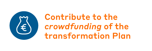 Crowdfunding of the Transformation Plan