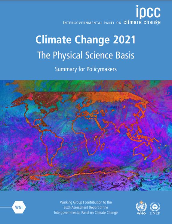 Summary for Policymakers - IPCC - AR6 - WG1
